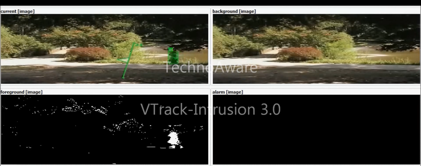 Vtrack-intrusion